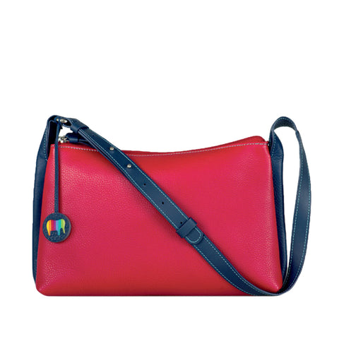 Mywalit Lima wide shoulder bag