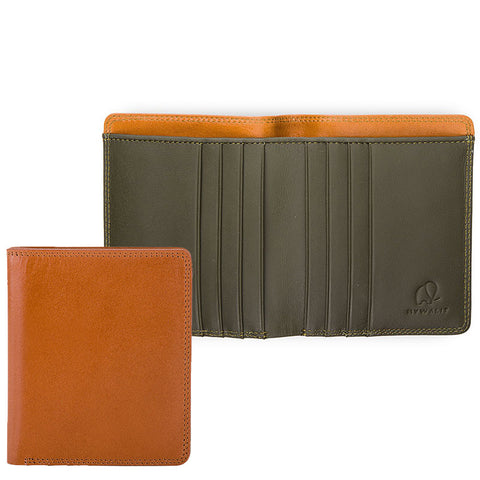 Mywalit RFID-safe standard men's billfold wallet