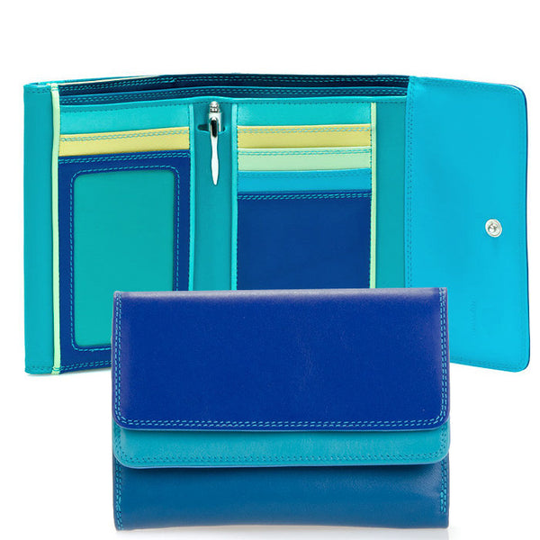 Mywalit double-flap wallet