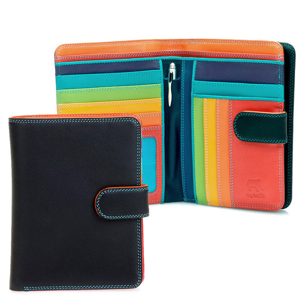 Mywalit large wallet with zip purse