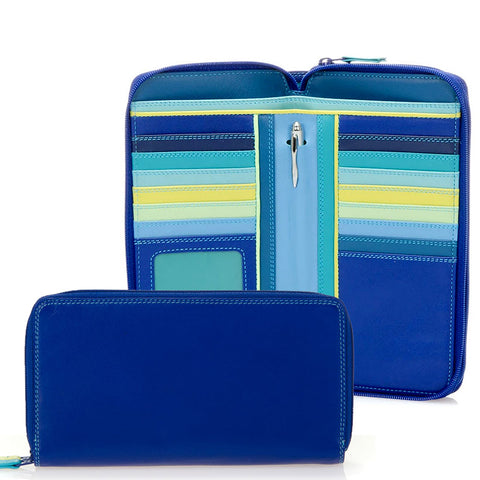 Mywalit large double ziparound purse