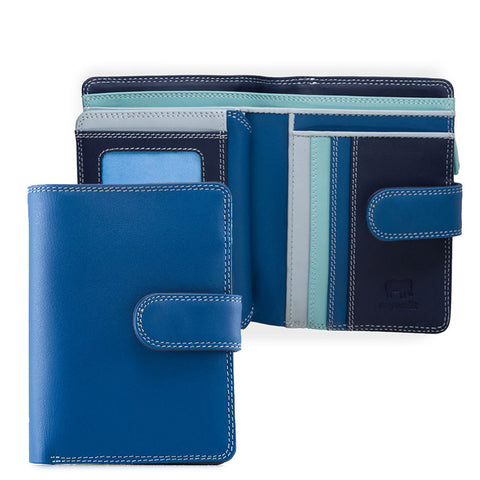 Mywalit medium wallet with zip purse
