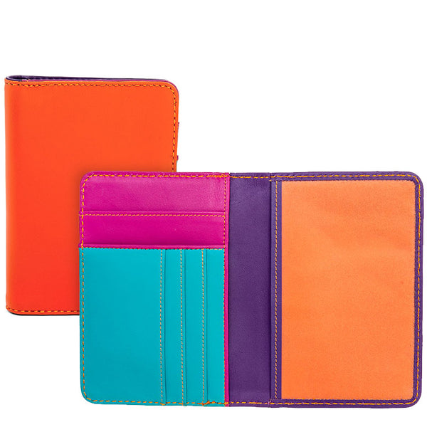 Mywalit colorblock passport holder
