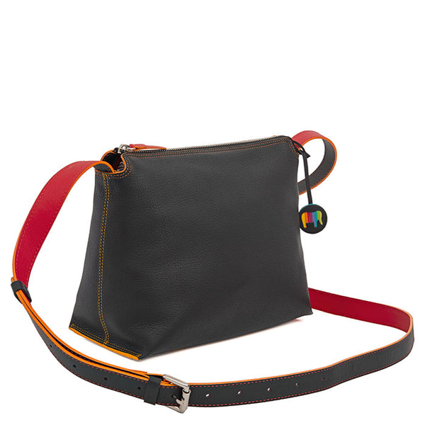 Mywalit Ancona large zip top crossbody
