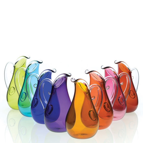 Orbix Curly clear pitchers