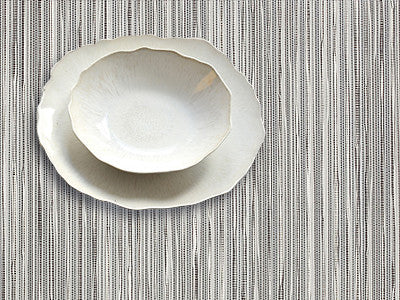Chilewich Rib Weave placemats, set of 4