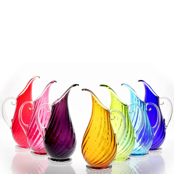 Orbix Roxy swirl pitchers
