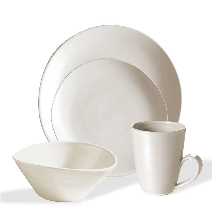 ... Simon Pearce Barre 4-piece setting with cereal bowl ...  sc 1 st  Terrestra : simon pearce dinnerware - pezcame.com