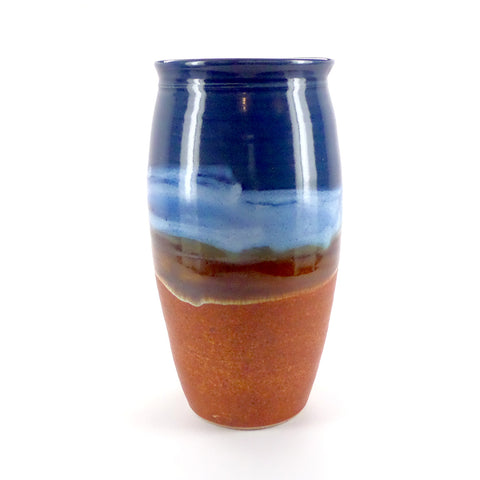 Sunset Canyon large vase