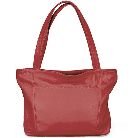 Sven Handbags classic large leather tote