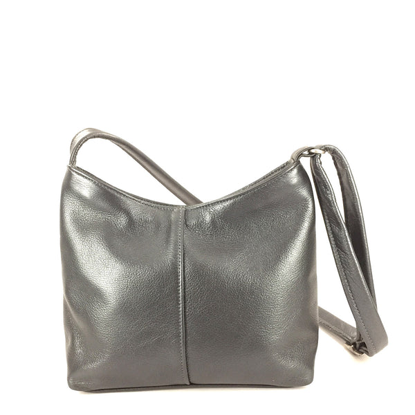 Sven medium leather crossbody bag