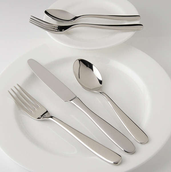 Fortessa Grand City 5-piece place setting