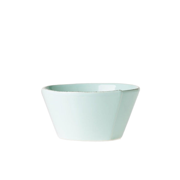 Vietri Lastra stacking cereal bowl, set of 4