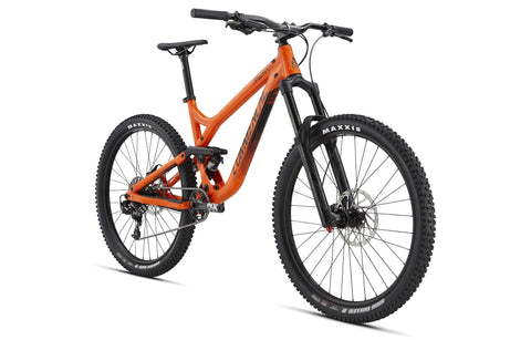 2017 Commencal Meta AM V3 650B Orange