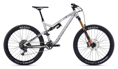 2017 COMMENCAL META AM V4.2 FOX EDITION BRUSHED