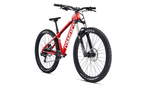 2018 COMMENCAL META HT JUNIOR 650B SHINEY RED