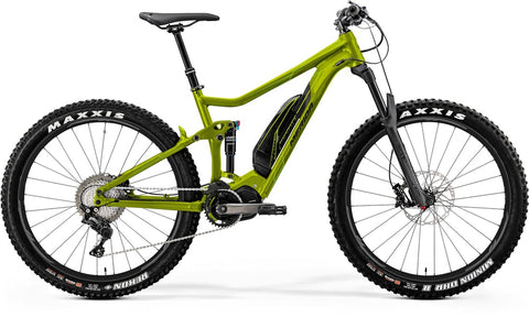 2019 MERIDA EONE TWENTY 600 27.5+ E BIKE