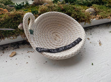 Load image into Gallery viewer, Organic Cotton Rope Catchall