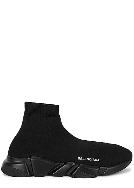BALENCIAGO BLACK SNEAKERS