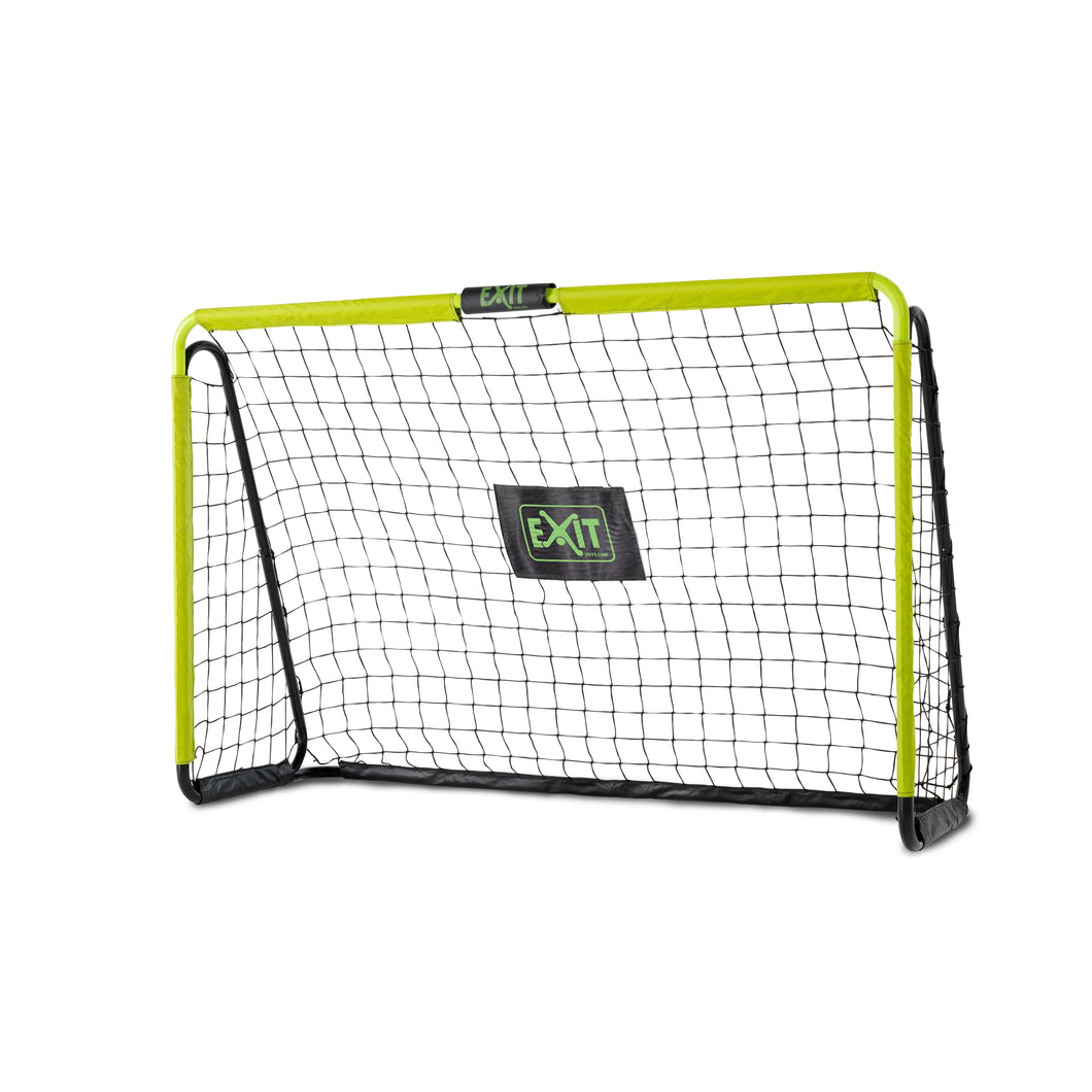 EXIT Tempo steel football goal green/black