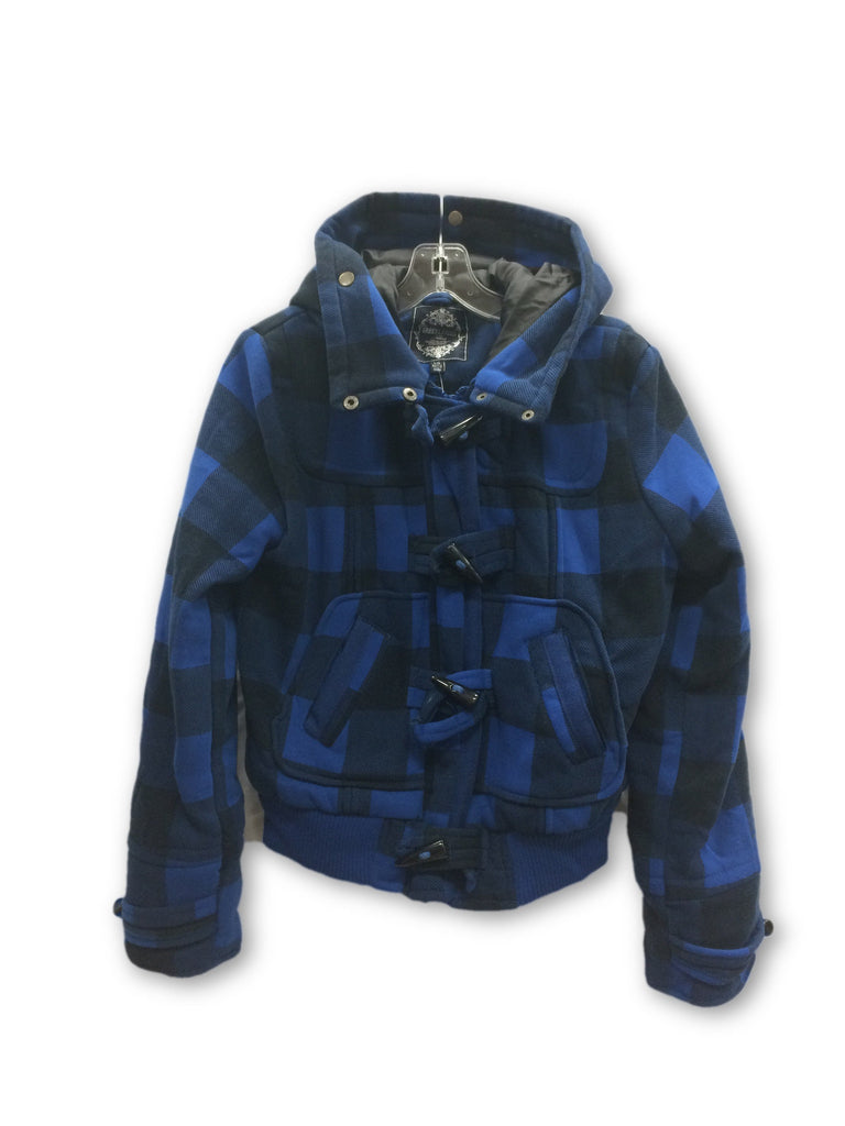 Green Lander Jacket Resale