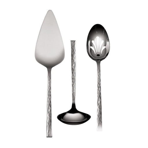 Vera Wang Vera Lace 3 Piece Serving Set Stainless Flatware by Wedgwood