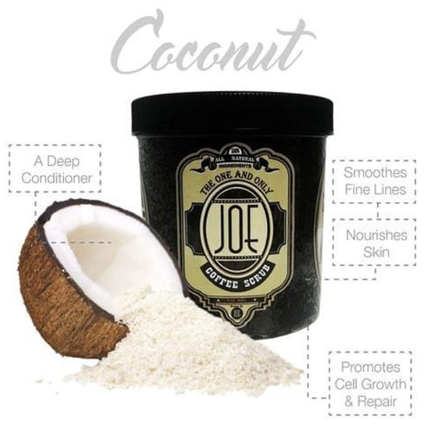 coconut or skin