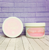 B.  Peppermint Scrub Double Pack