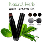 Herbal White Hair Covering Pen - Broadwaytrending Shop