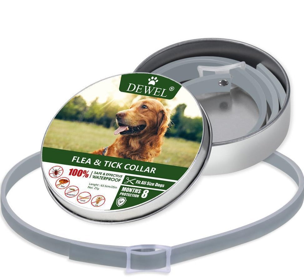 WAGGIE - ANTI-FLEA, TICK, & MOSQUITO COLLAR (ADVANCED PROTECTION) COLLAR-PROTECT - Broadwaytrending Shop