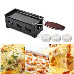 Iron Cheese Melter Pan - Broadwaytrends shop