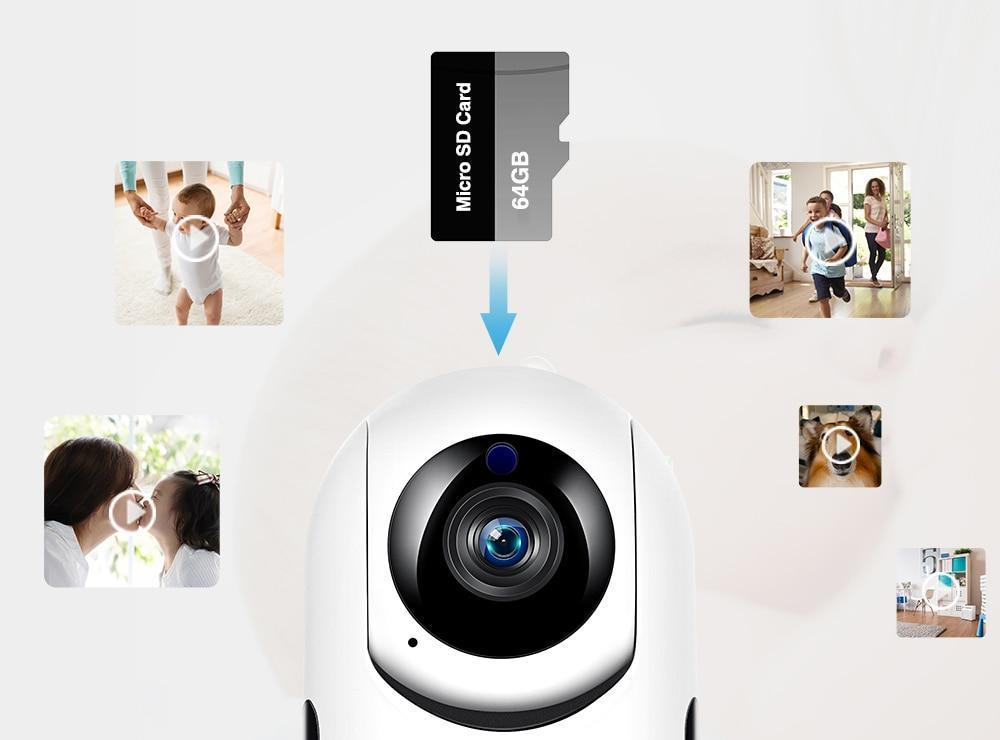 iCam™ Mega Smart Security Camera - Broadwaytrending Shop