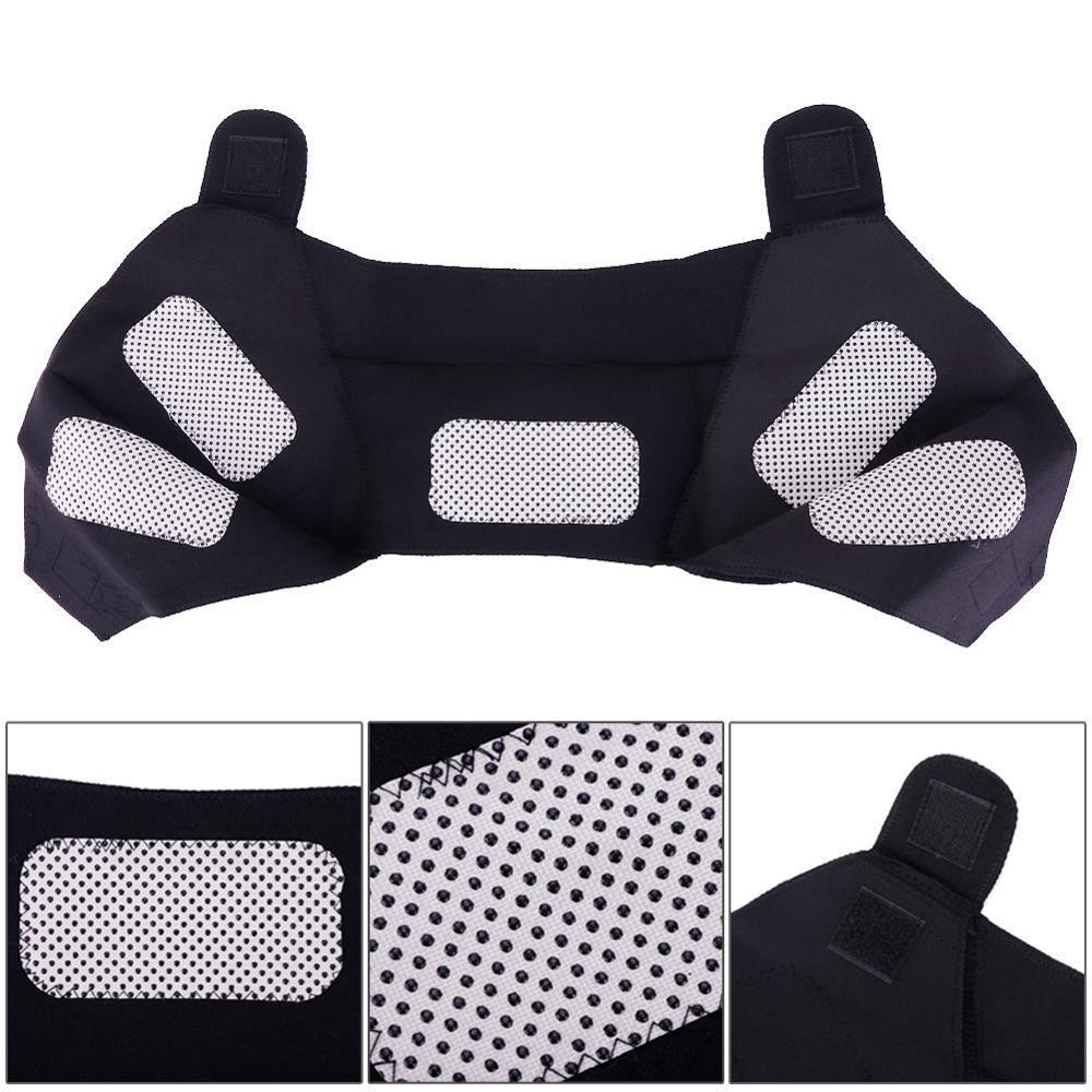 Magnetic Therapy Self-Heating Shoulder Pad - Broadwaytrending Shop