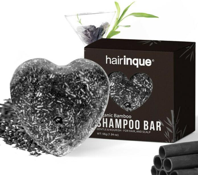 ORGANIC BAMBOO CHARCOAL HAIR SOAP - Broadwaytrending Shop