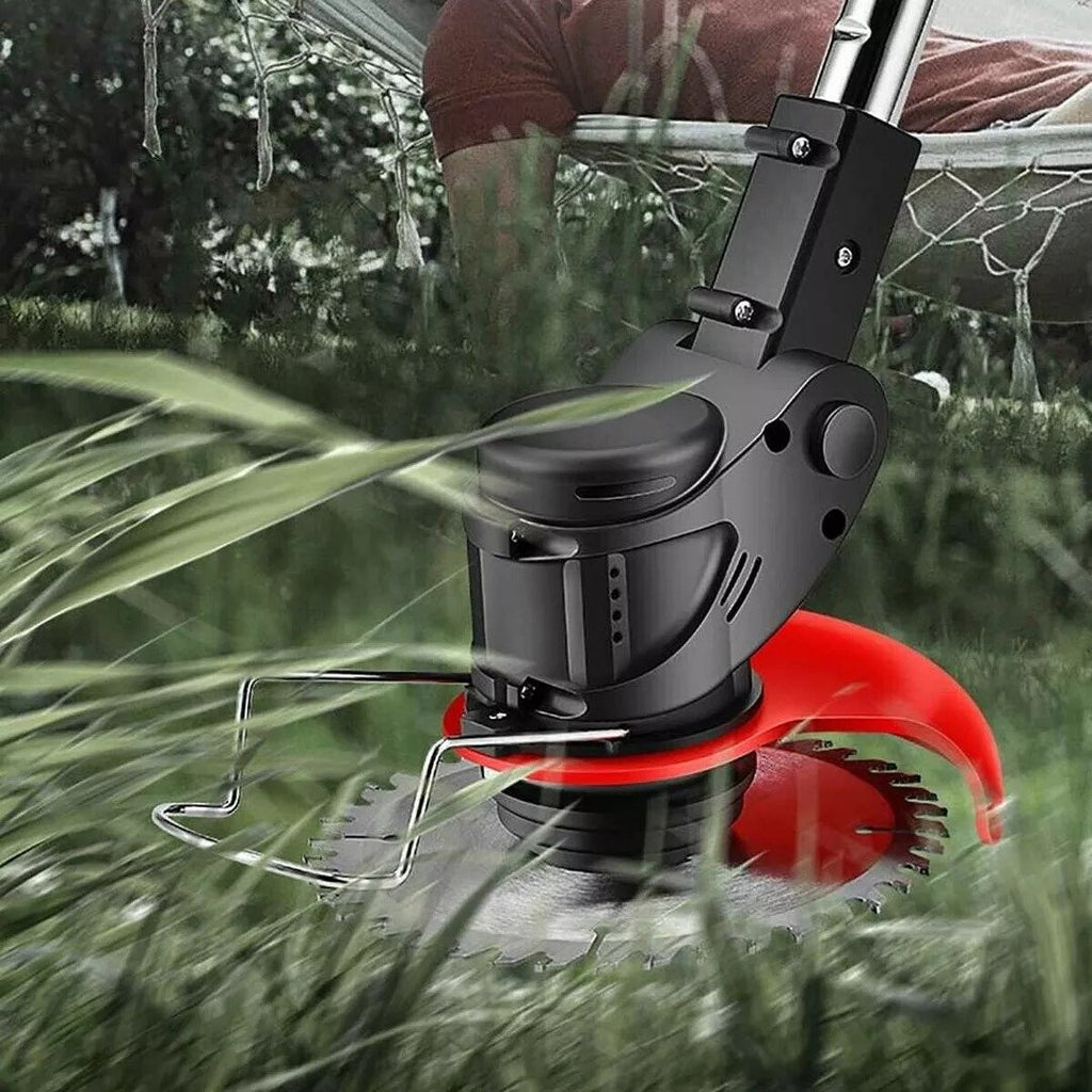 Portable Smart Wireless Electric Lawn Mower/trimmer & Edger
