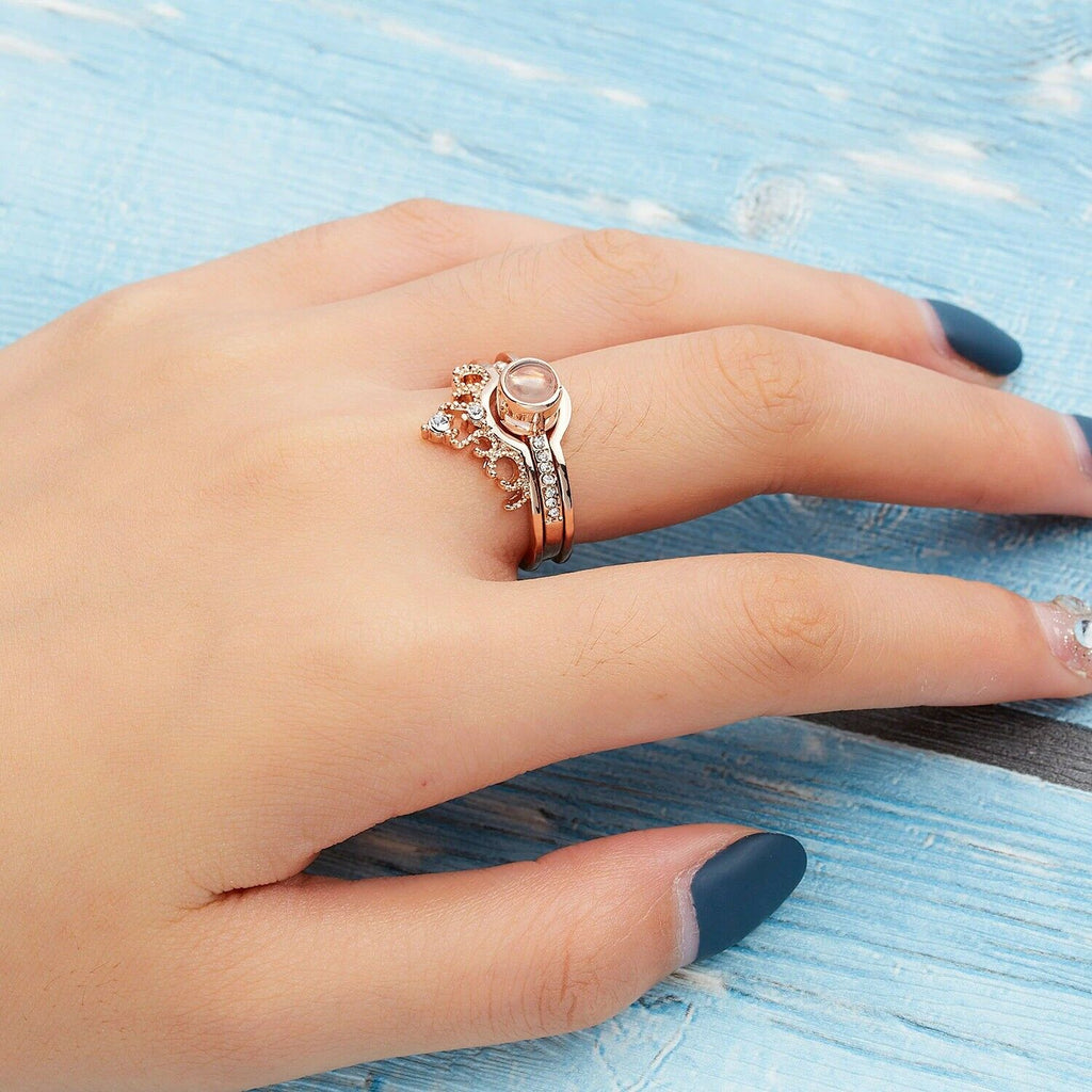 Creative Ring, And Puzzle Jewelry