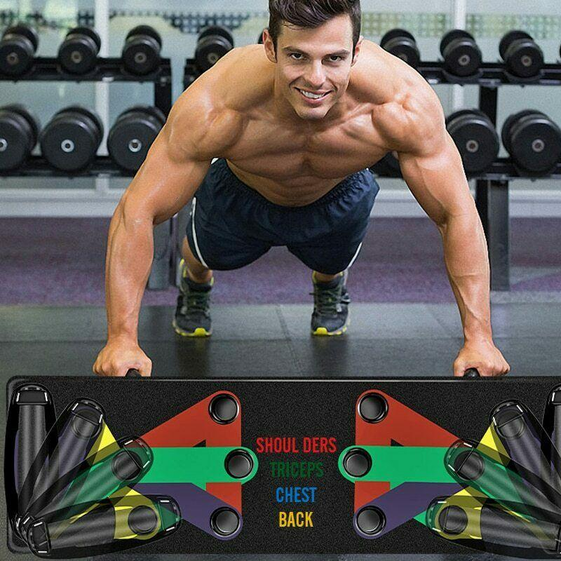 Home Muscle Workout Rack - Broadwaytrending Shop