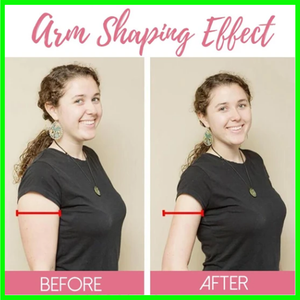2-in-1 Arm Shaping™ Sleeves & Posture Supporter