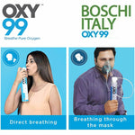 Portable Oxygen Cylinder First-Aid & Lifesaver - Broadwaytrending Shop