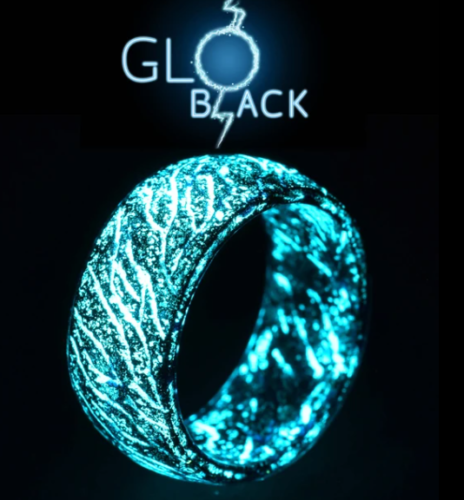 GLO BLACK (4 OUT OF 100 PC LEFT)