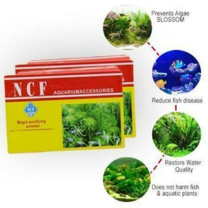 Eco-Aquarium Purifying Powder