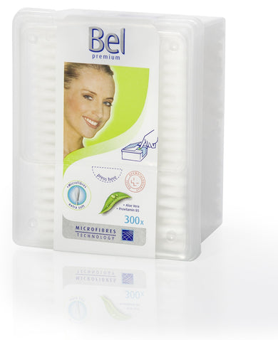 Bel Premium Cotton Buds 300s - Plastic stem