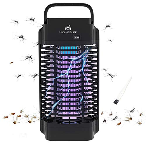 Bug Zapper 18W Outdoor&Indoor-Electric 4200V Mosquito Zapper/Killer Killing Insects Such as Gnats , Fly , Moth , Wasp , Beetle & Other Pests