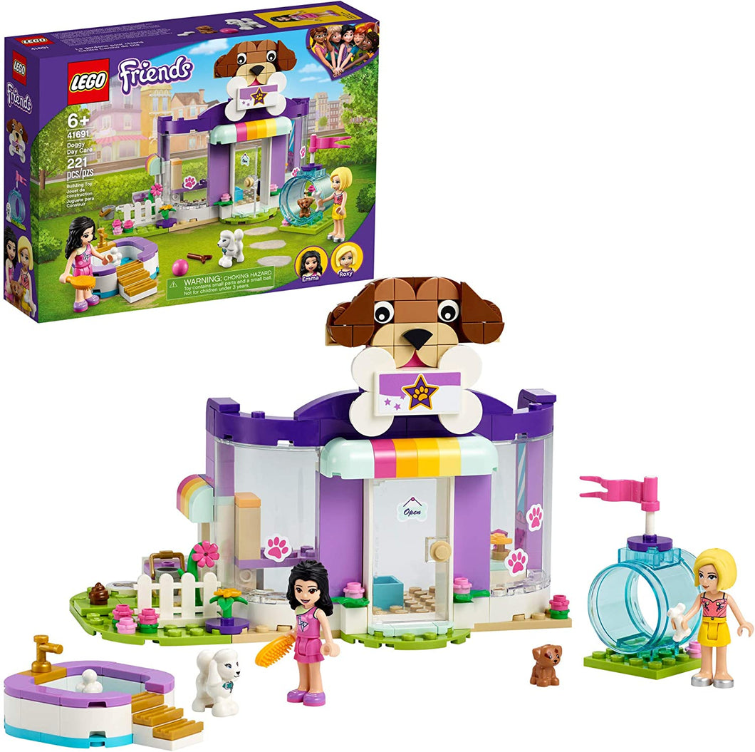 LEGO Friends Doggy Day Care 41691 Building Kit