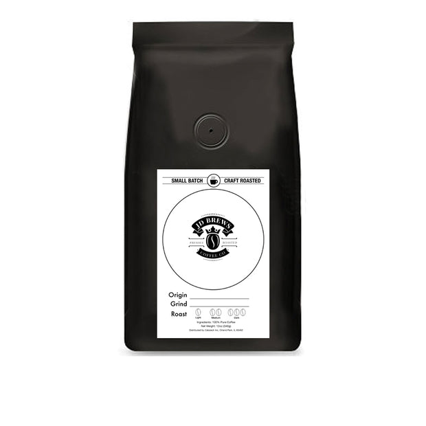 Half Caff Blend - JD Brews Coffee Company