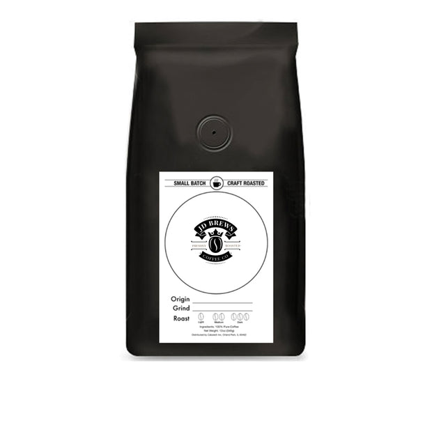 African Espresso - JD Brews Coffee Company