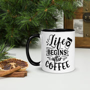 Life Begins After Coffee - JD Brews Coffee Company