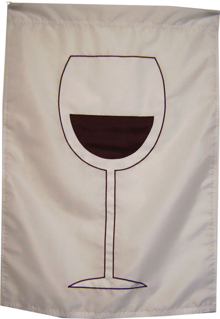 Wine Glass Banner