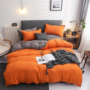 Classic Duvet Cover & Bed Sheet Set