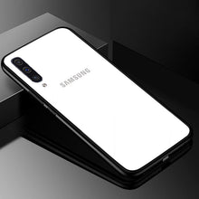 Load image into Gallery viewer, Galaxy A50 Special Edition Logo Soft Edge Case